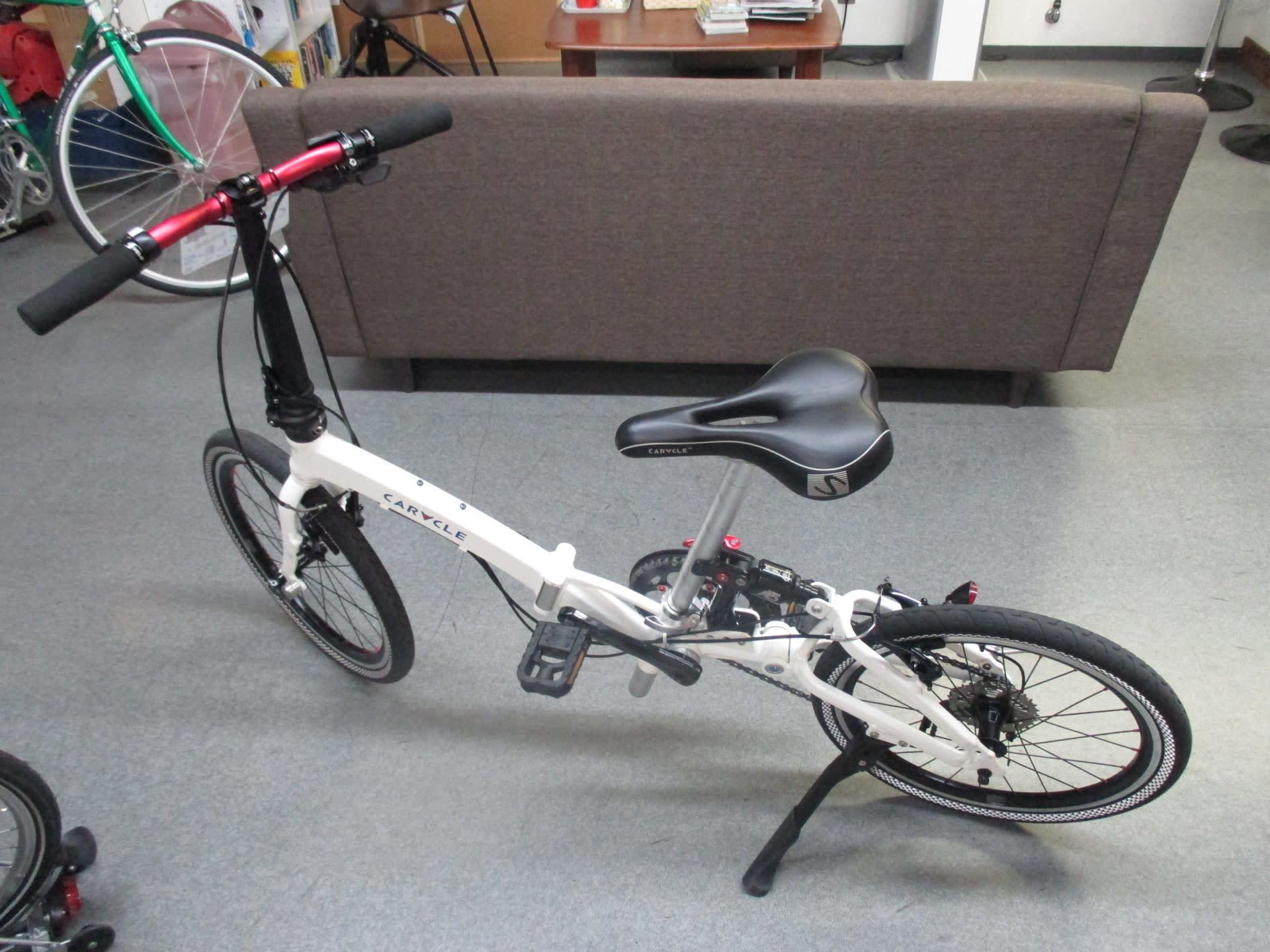 自転車の 自転車 ペダル メーカー 比較 : という日本製の折り畳み自転車 ...