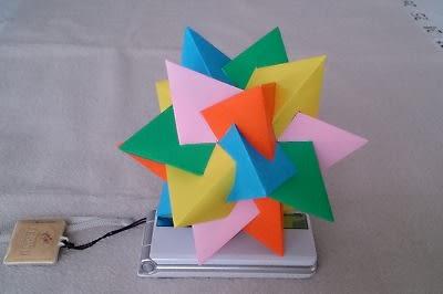 クリスマス 折り紙 折り紙 多面体 : blog.goo.ne.jp
