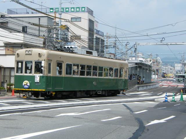京福モボ301形