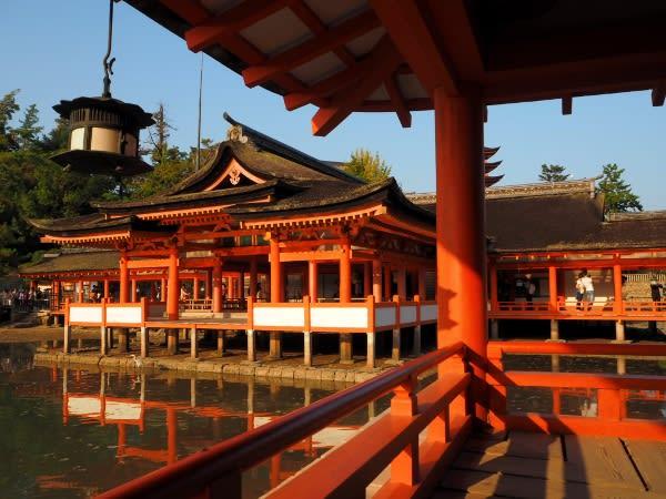 広島5 宮島 厳島神社-1 客神社 <広島県廿日市市宮島町> - 水早 -mizuha- 神社と写真と一人旅。
