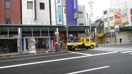 春分の日の大阪・日本橋 - 出前 ...