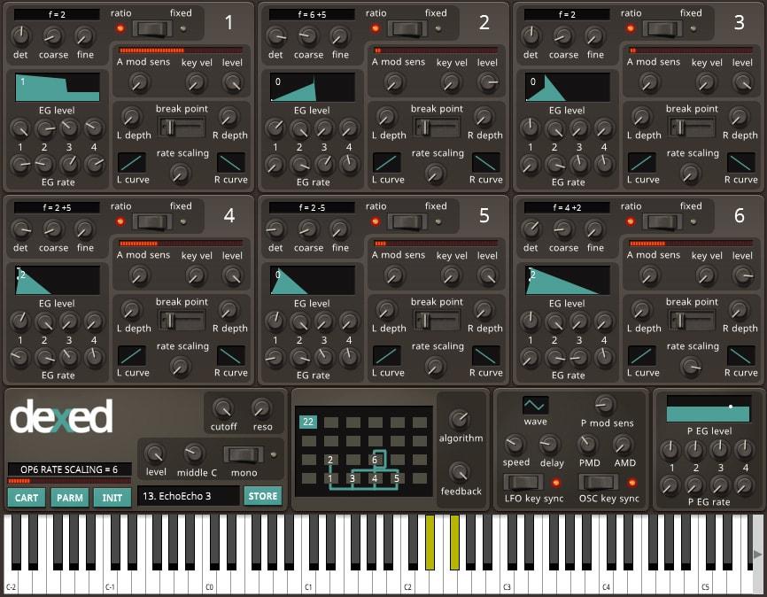 Yamaha Keyboard Mixcraft