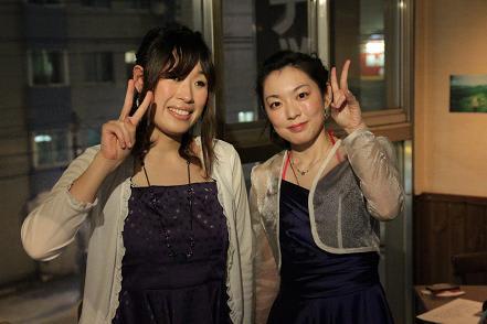 月17日(土)にはSaKiさんの音楽活動5周年記念コンサート『LU,NA~NEW WORLD』が時計台ホールで行われます。そちらの方も足を運んでいただけたらと思います。