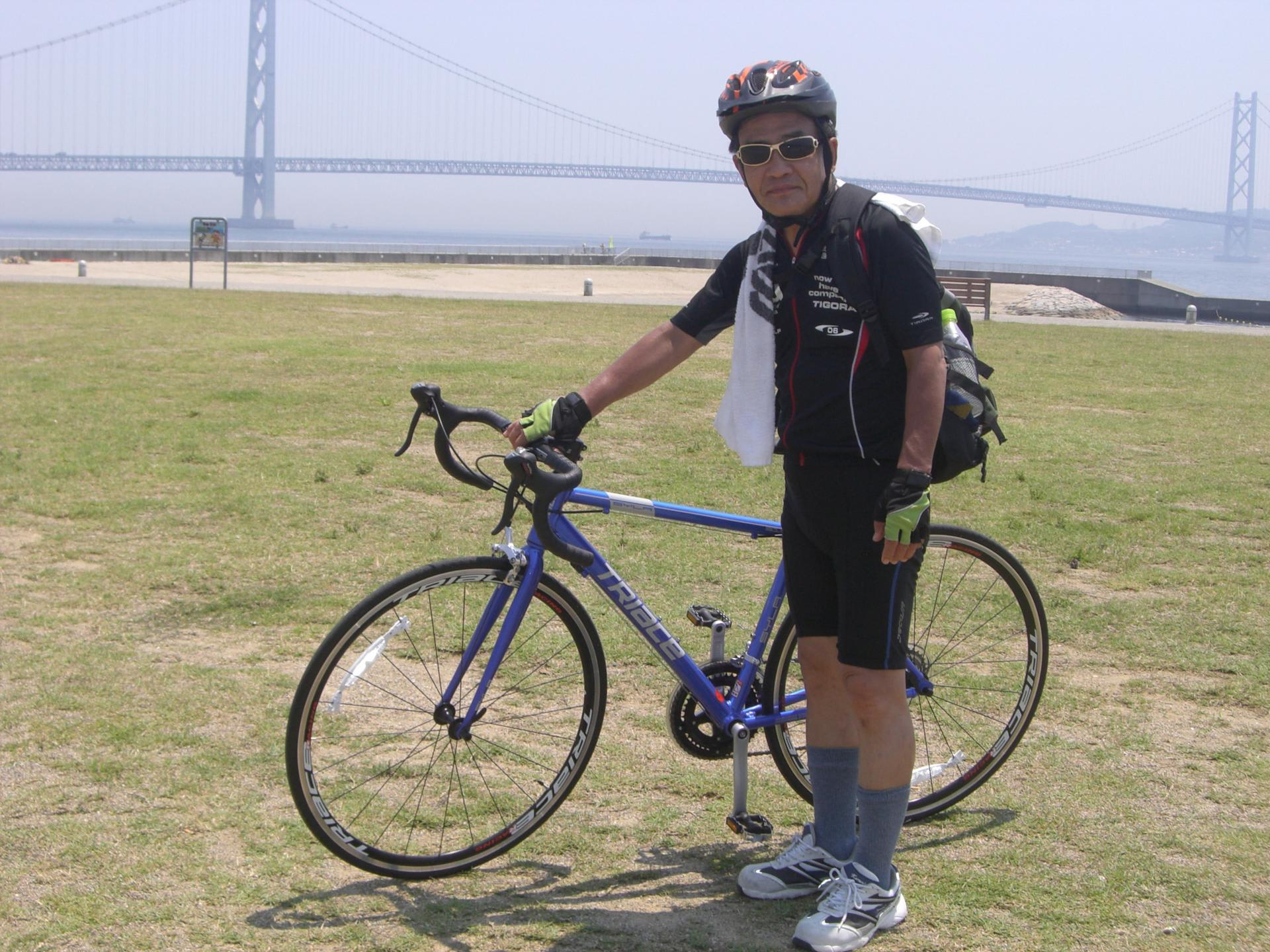 ロードバイクを買いました。早速、輪行してきました。 - 60歳 ...