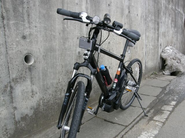 自転車の 自転車 車載カメラ 振動 : 自転車用のカメラマウント「PS ...