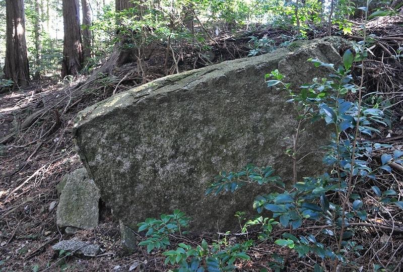 寺口千塚古墳群石材