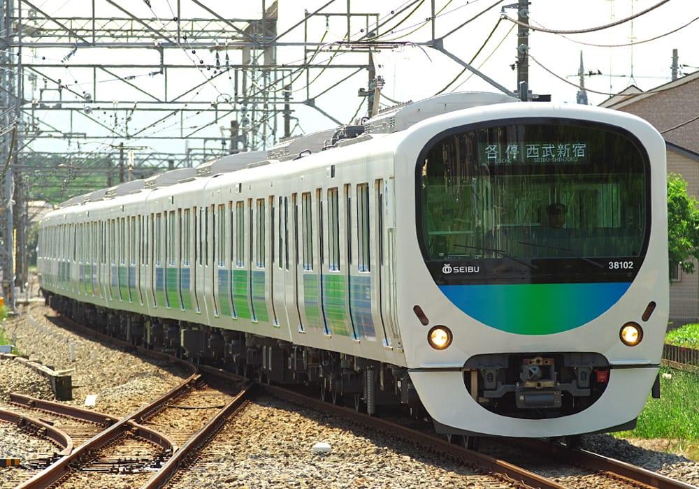 30000系全編成営業運転開始 - 西東京鉄道管理局 ~鉄道本部報~
