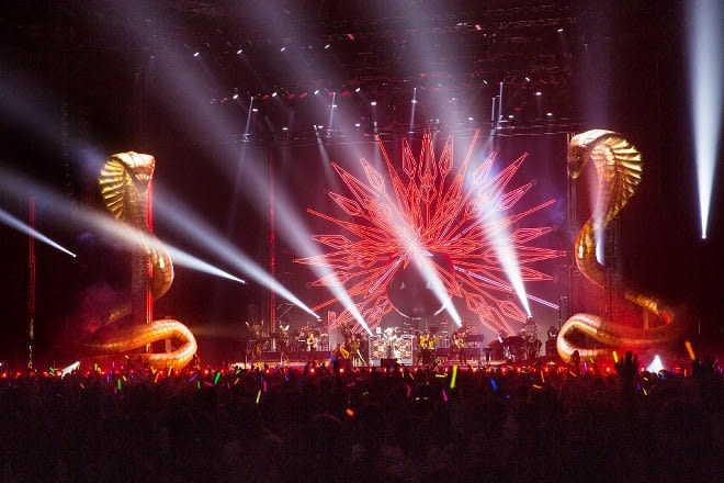 THE TOUR OF MISIA LOVE BEBOP 大阪公演