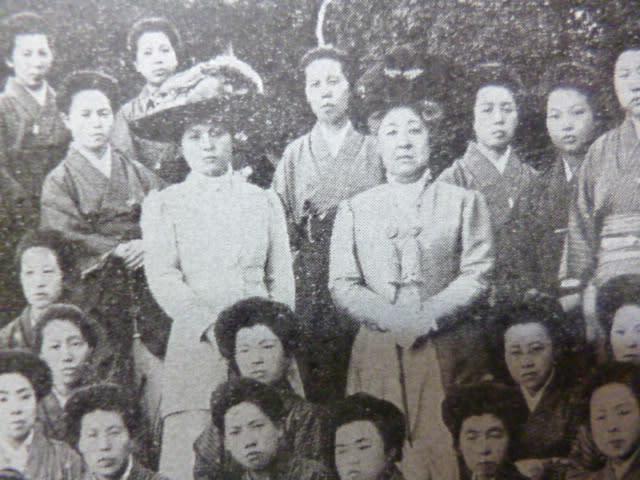 高村光太郎と「成瀬仁蔵胸像」