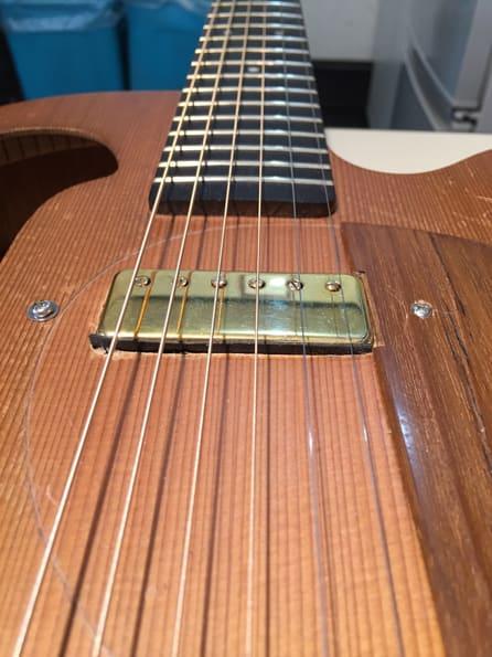支配人マサ 大家のギター近況報告
