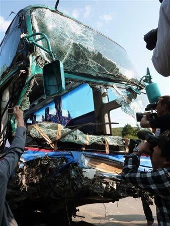 運転手はくも膜下出血 愛知の児童乗ったバス転落事故(朝日新聞) - go... 運転手はくも膜下