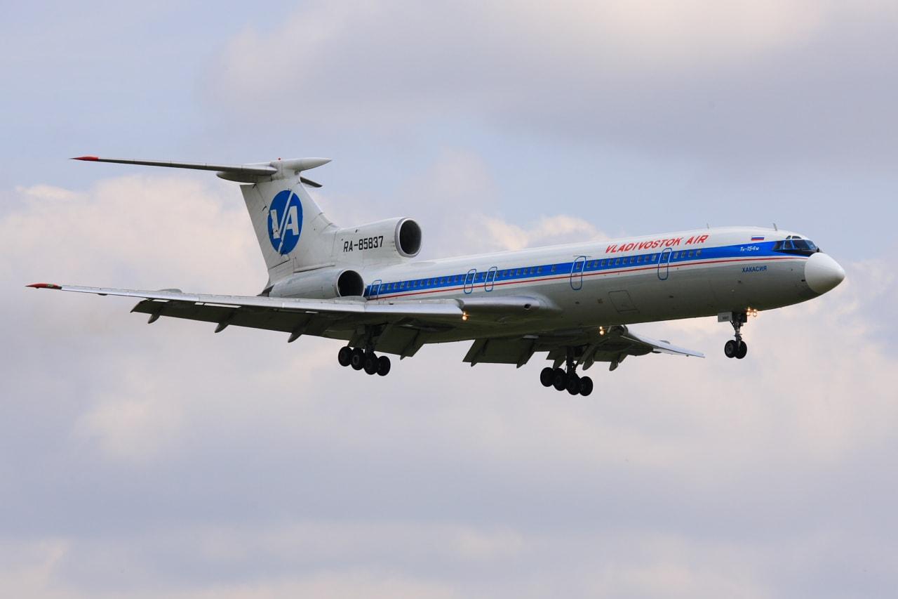 Tu-154(RA85837) - ヒコーキ 大...