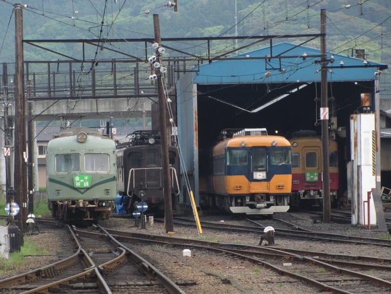 大井川鉄道車両
