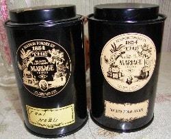 マリアージュの紅茶