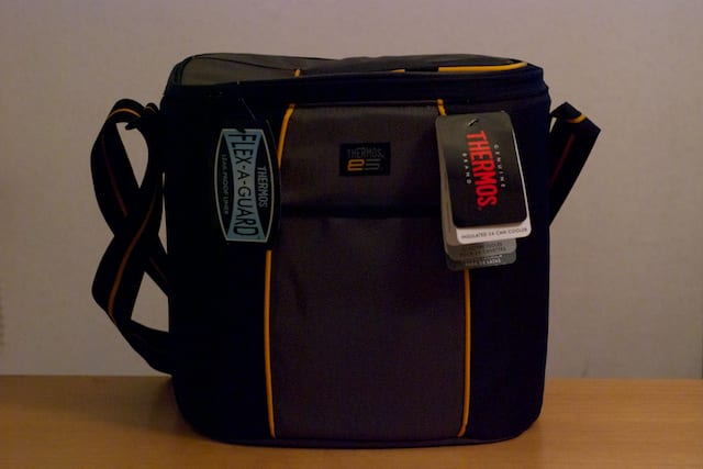 Thermos Element 5 Cooler ~ Thermos can element cooler ゆらどんとこ