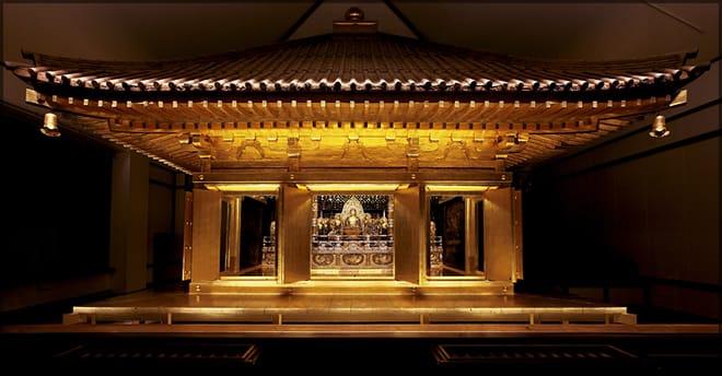 中尊寺金色堂の画像 p1_8