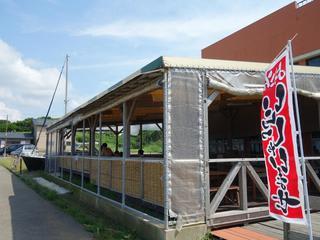 318、319杯目 初訪 海運座@福井県三国 中華そば&試作麺 8月29日 - あみの3 ラーメン食べある記@地域限定