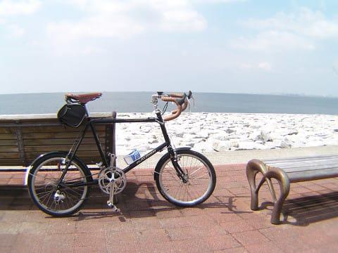 自転車の ラレー 自転車 ミニベロ : ... 自転車党 40歳からの自転車生活