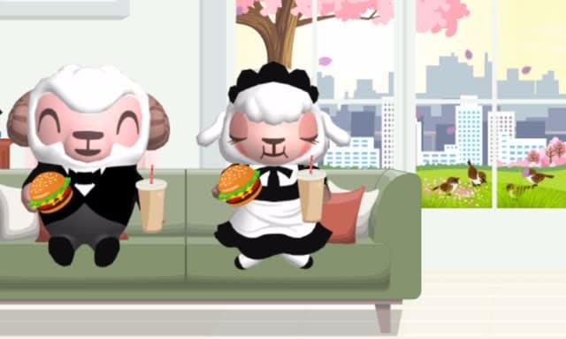 ハンバーガーが朝食で「欧米か!」