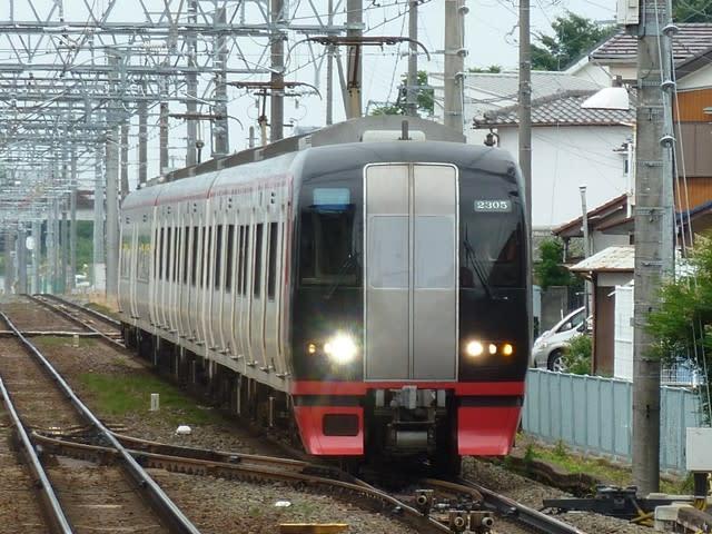 名鉄2300系一般車