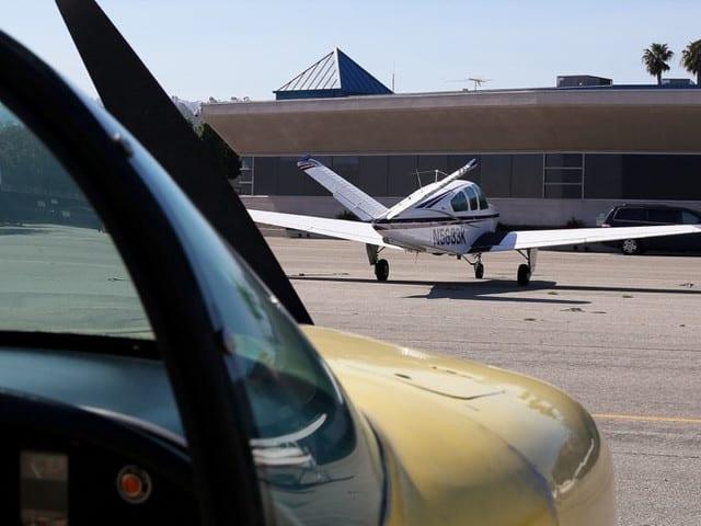 LOS ANGELES FLIGHT DIARY