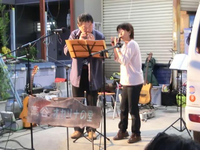 洋介さんと高橋さん