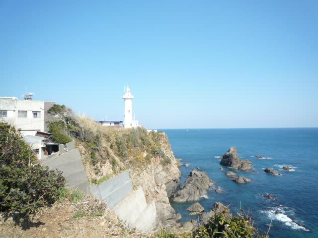 志摩市「大王崎灯台」に行って来ました〜