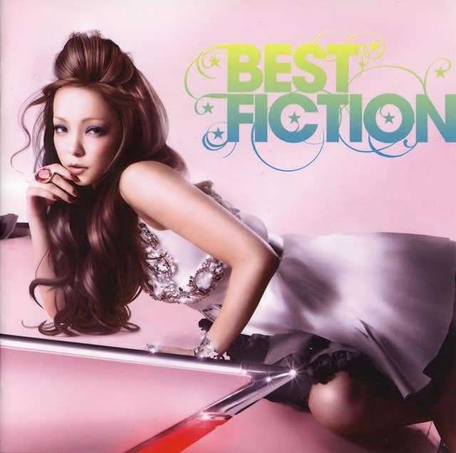 安室奈美恵 『best fiction』 安室奈美恵 『best fic
