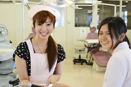 ~歯のプロへまっすぐ~ 新東京歯科衛生士学校 新東京歯科衛生士学校PC... 土曜日はナースキャ