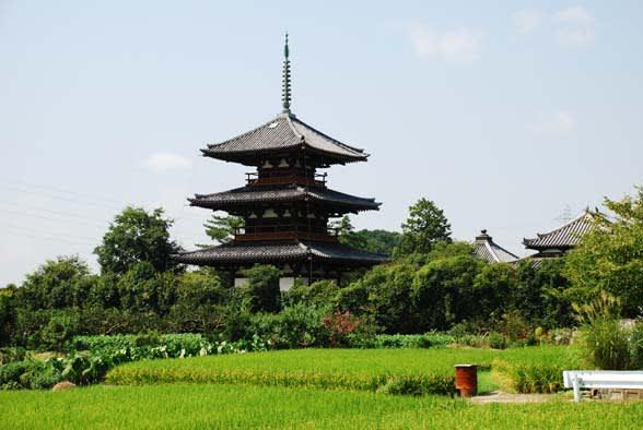 法起寺の画像 p1_13