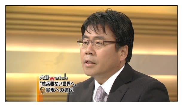 1961年生まれの大越健介(おおこしけんすけ)アンカーは、元高校球児で...