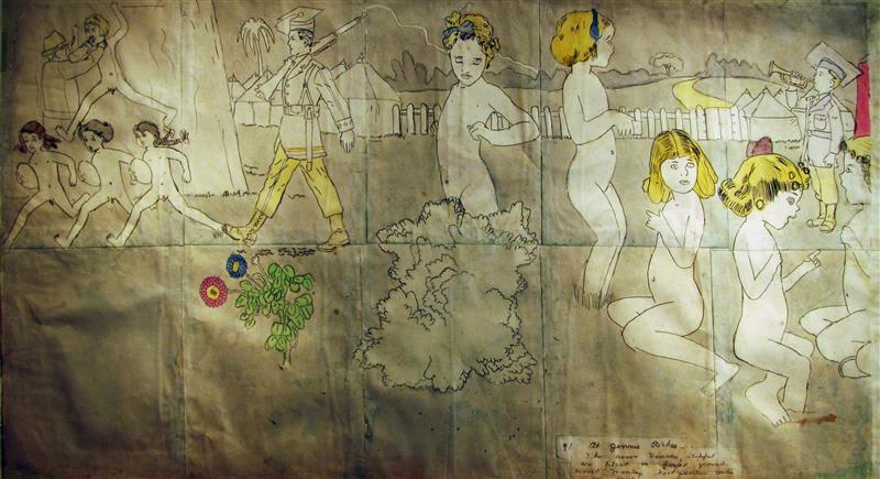 ヘンリー・ダーガーの画像 p1_18