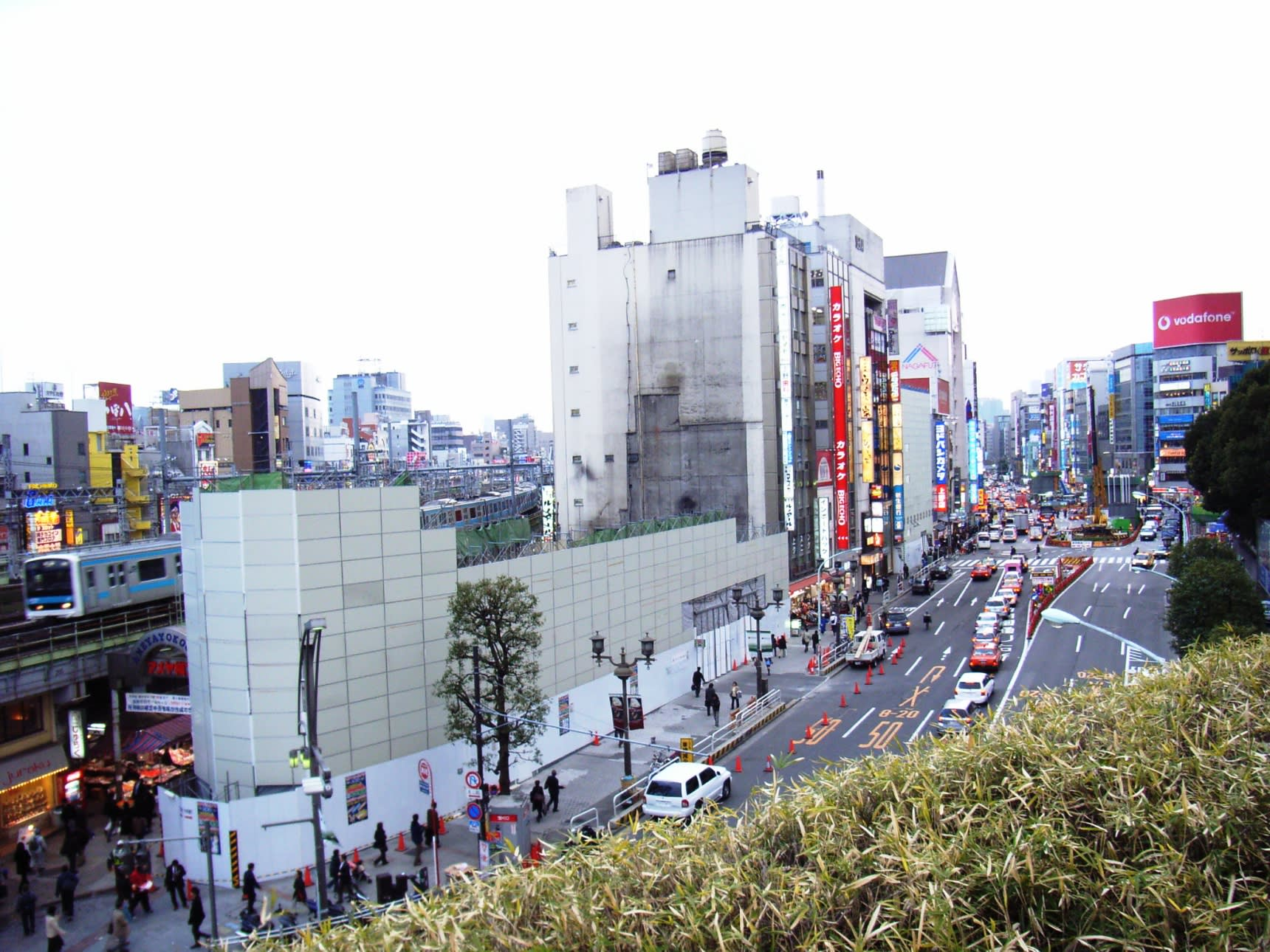 上野公園見聞10 ああ、夕暮れの上野駅 - Discover the 「風雅のブリキ缶」 written by tonkyu
