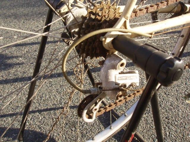 自転車の コンポ 自転車 ランク : ... クラッシック自転車レストア