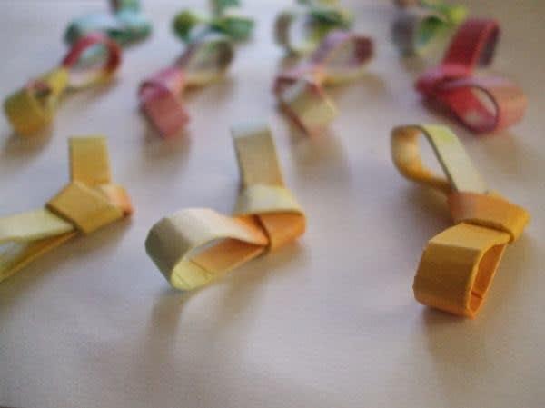 クリスマス 折り紙 : 箸置き 折り紙 : divulgando.net