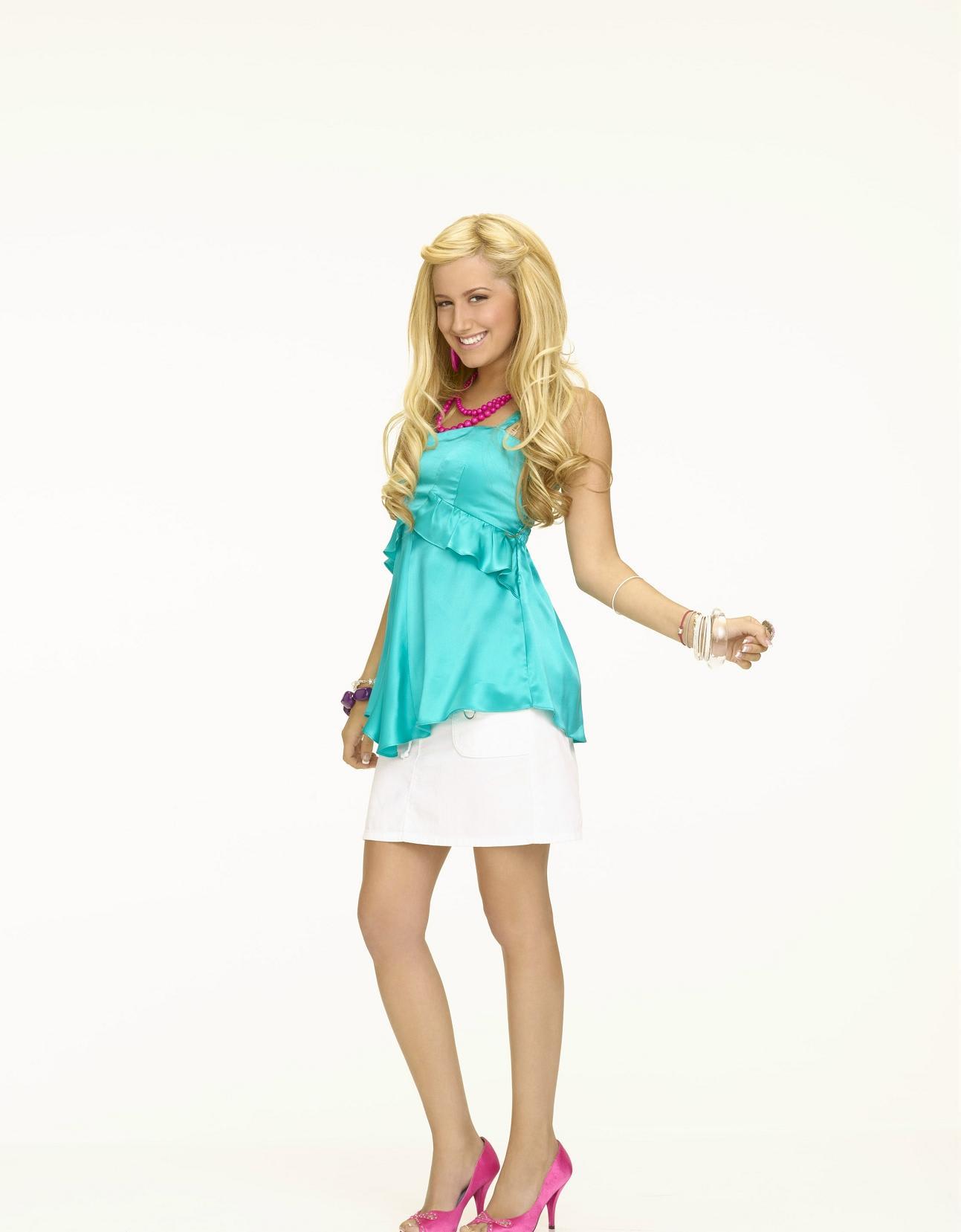 Ashley Tisdale High School Musical