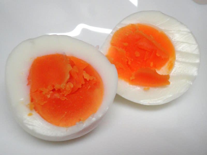 07月26日 ゆで卵完成