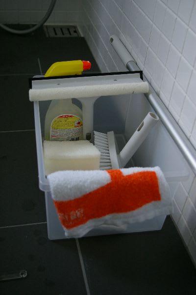 浴室清掃キット