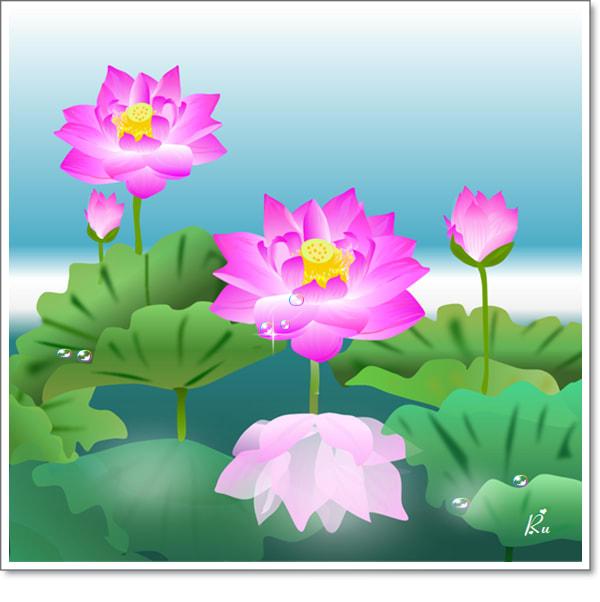 【94件】蓮の絵 |おすすめ画像|   | 中国の絵画、 …