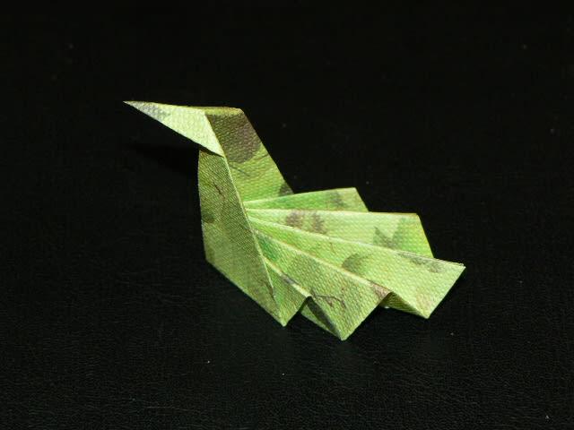 簡単 折り紙 折り紙で作る箸置き : matome.naver.jp