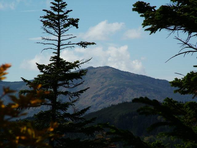 至仏山遠景