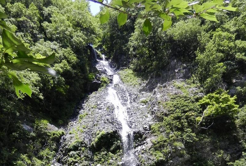 十二滝の落口