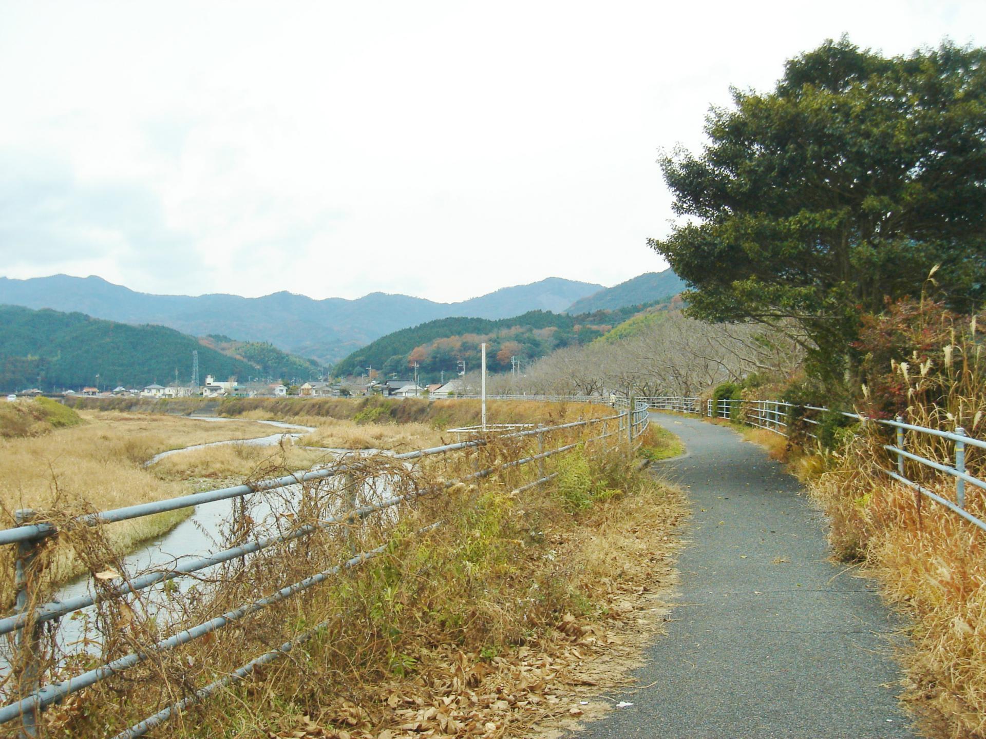 ぼちぼち歩く旧山陽道