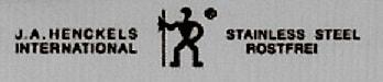 ヘンケルス社のロゴ
