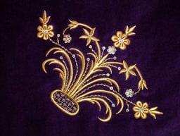 Maras isi刺繍