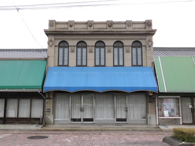 岡山市東区瀬戸町探訪 - MANAZOUの近代建築・看板建築・レトロ探訪