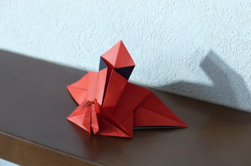 すべての折り紙 箸置き 折り紙 箸袋 : 折り紙 ~季節の風物:干支の ...