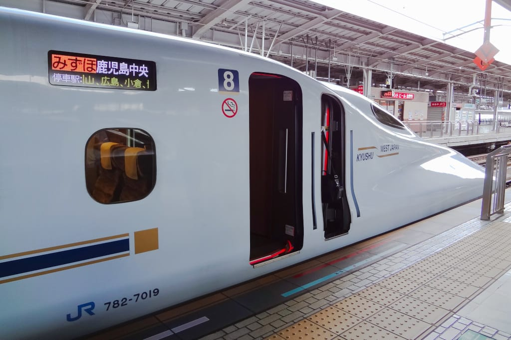N700系7000番台「みずほ」