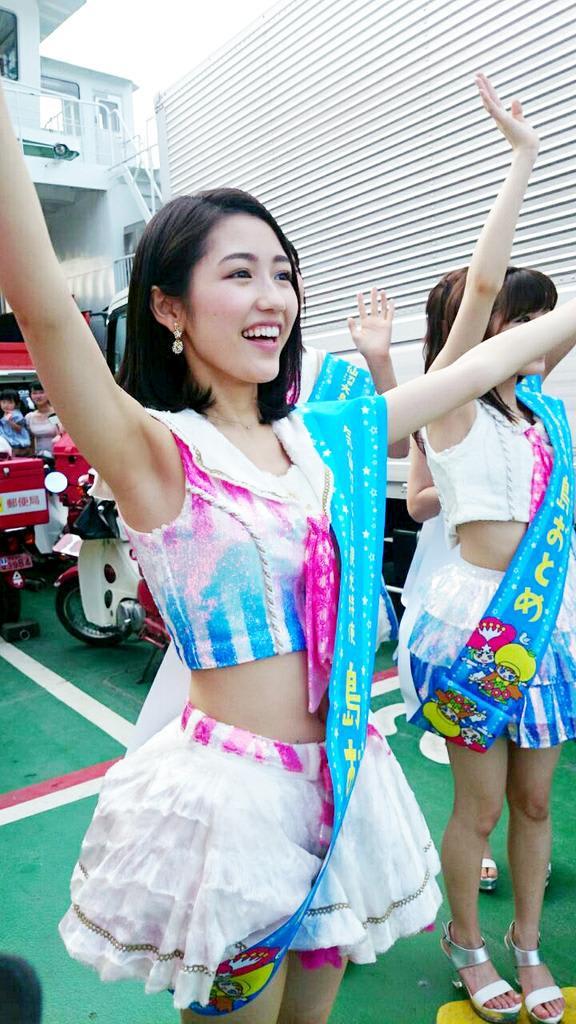 AKB48全国握手会 2015/11/7(土) 北海道/真駒内アイスア... ボブまゆゆ、前髪つ