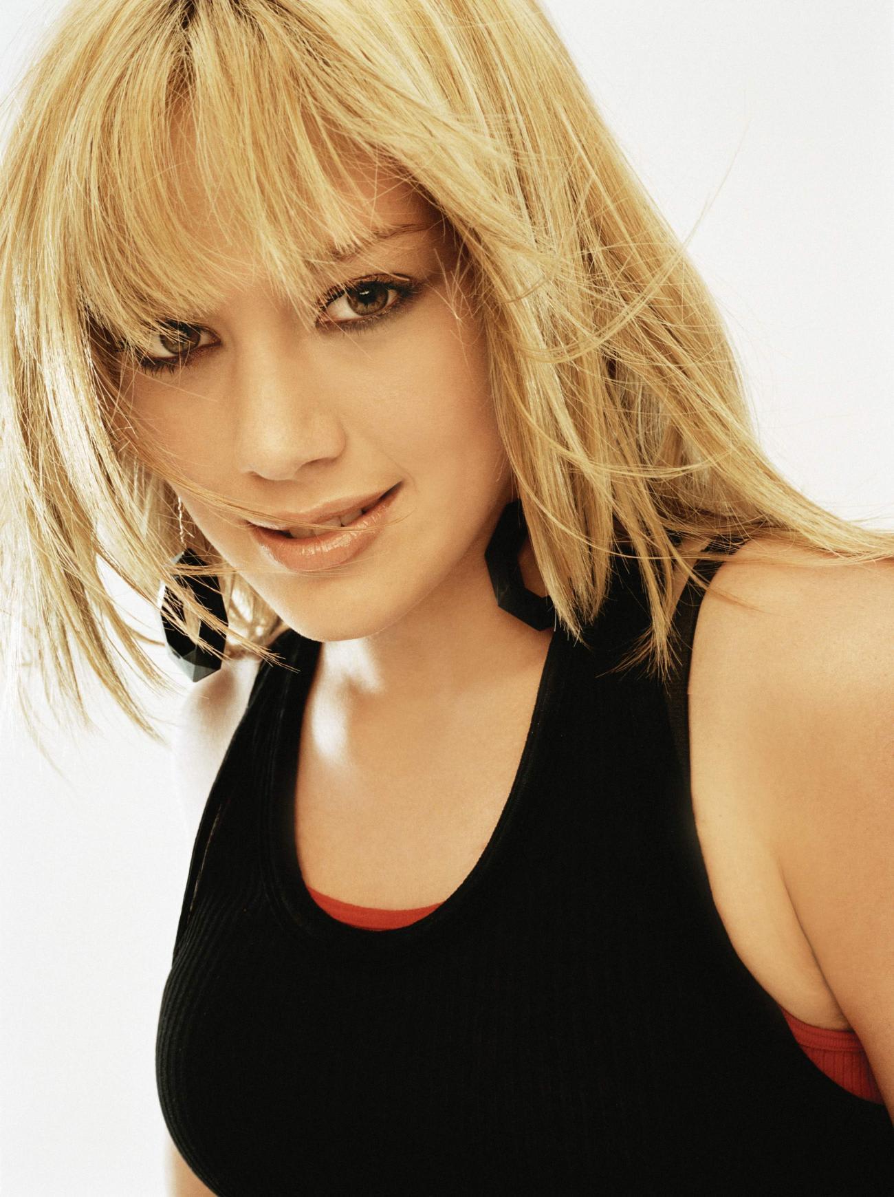 Hilary Duff - Photosho...